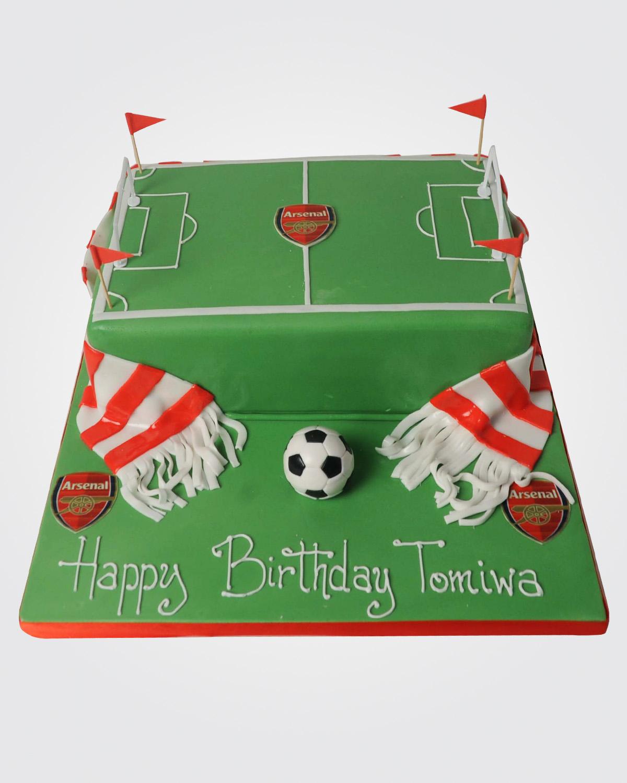 Football Cake SPH2015