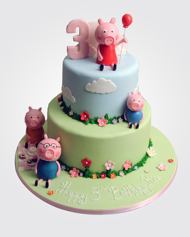 Peppa Cake  PE1566