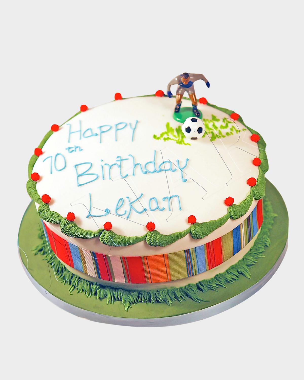 Football Cake SPH1110