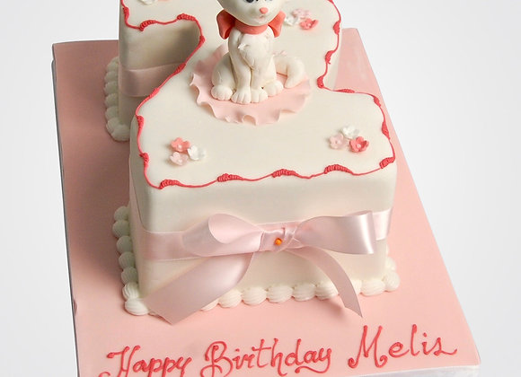 Pussy Cat Cake  CG9029