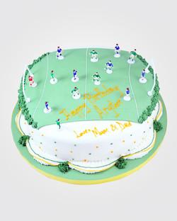 Football Cake SPH0513