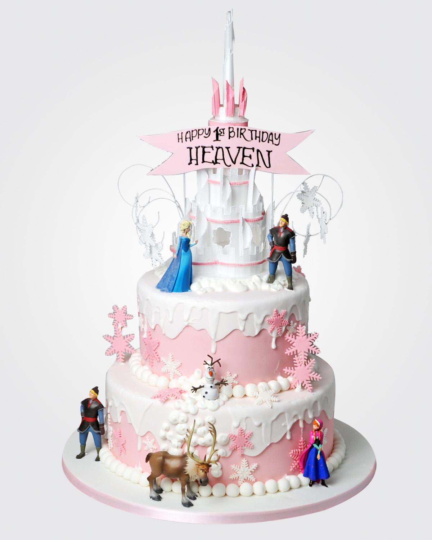 Frozen Cake  PR1836