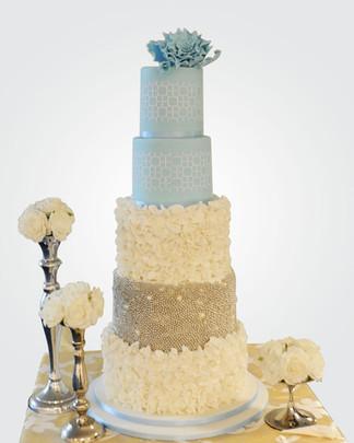 Blue Hycinth Wedding Cake WC7263 copy.jpg