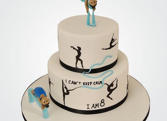 Ballet Cake  CG6798
