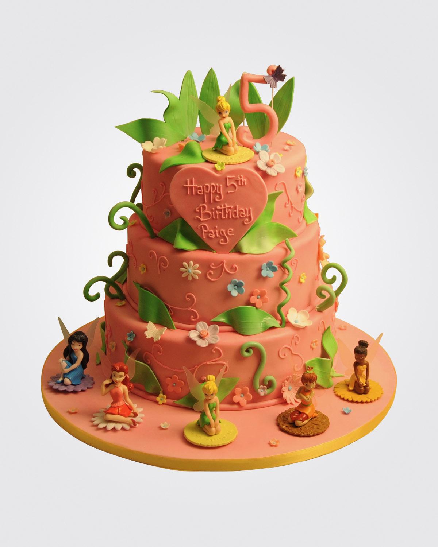 Tinkerbell Cake PR7059