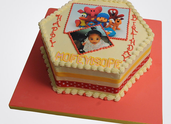 Picture Cake  CG6327