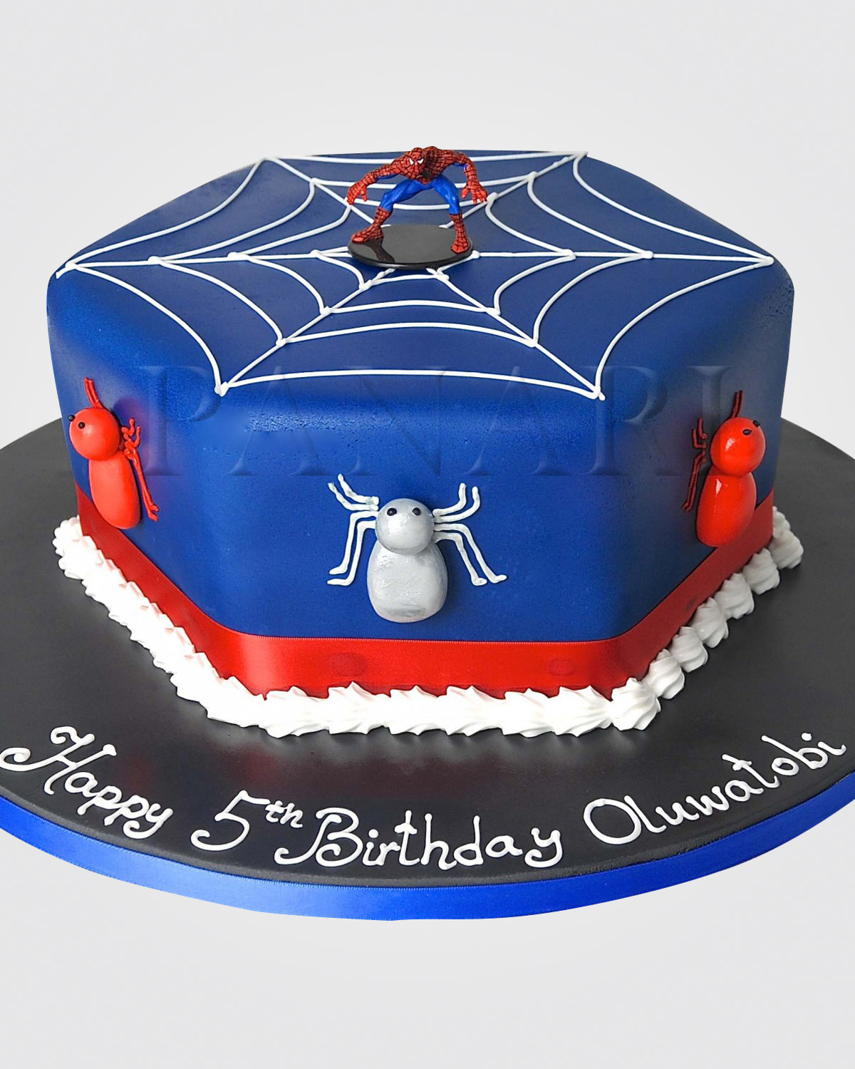 Spiderman Cake SP7062