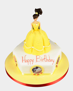 Doll Cake DC0043