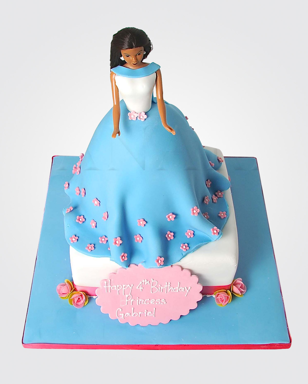 Doll Cake DC8134