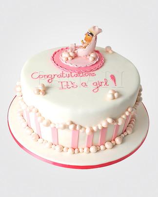 Baby Girl Christening Cake CHB6625 .jpg