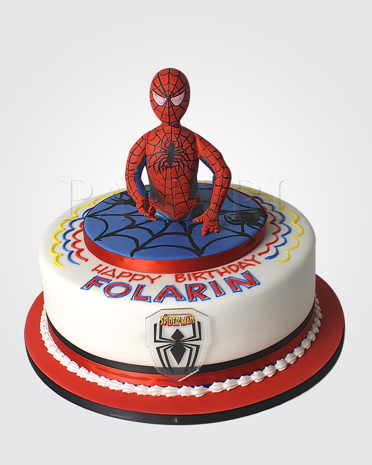 Spiderman Cake SPH2869