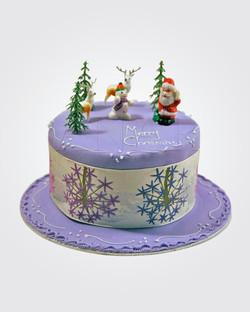Christmas Cake CS0939