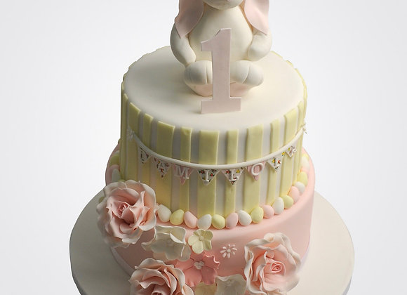 Baby Rabbit Cake CG5380