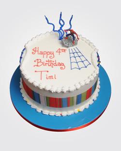 Spiderman Cake SP0934