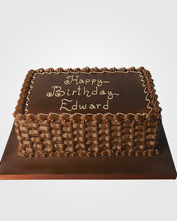 Chocolate Fudge Cake BC5828