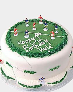 Football Cake SPH0528