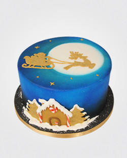 Christmas Cake CS2336