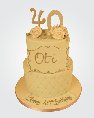 40th Birthday Cake CL8014.jpg