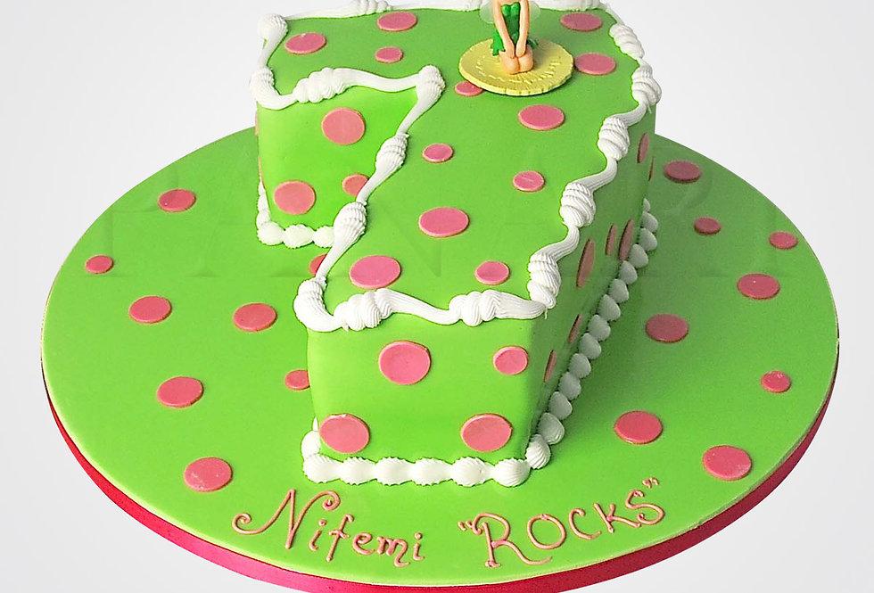 Tinkerbell Cake CR6895