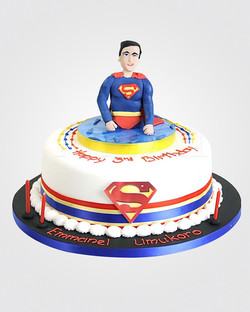 Superman Cake SP0001