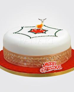 Christmas Cake CS0003