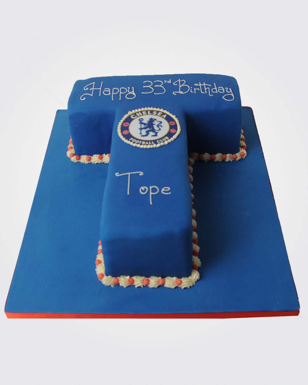 Chelsea Cake SPH5543