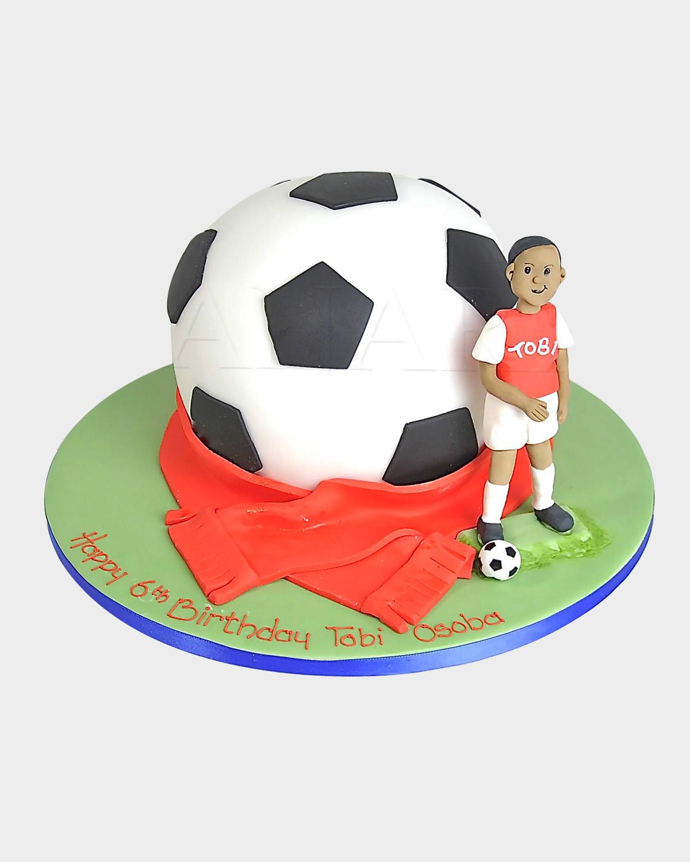 Football Cake SPH0073