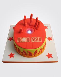 Iron Man Cake SP7193