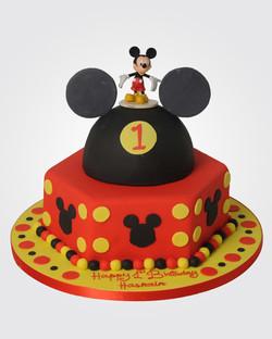 Mickey & Minnie MM2025