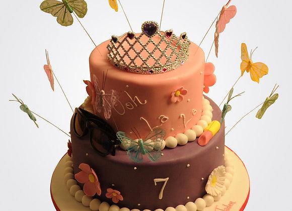 Butterfly Cake  CG6953