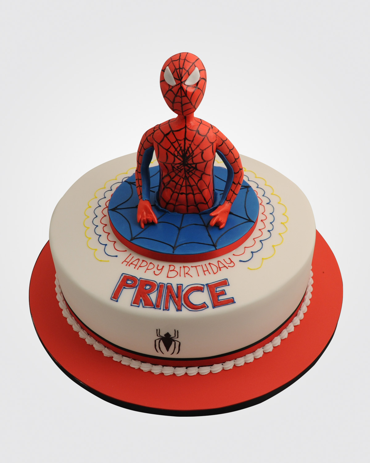 Spiderman Cake SP9907