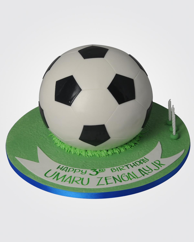 Football Cake SPH2016
