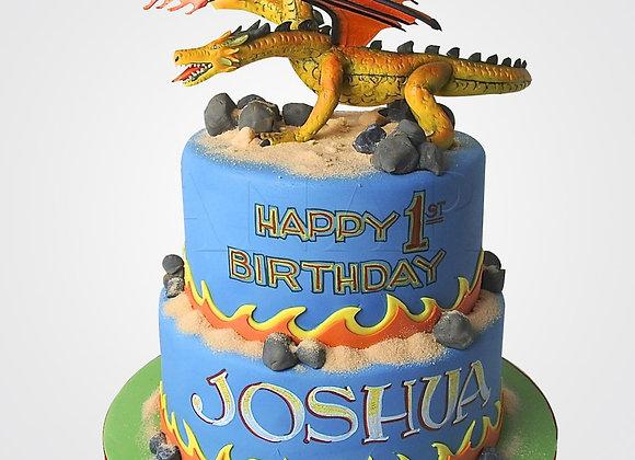 Dinosaur Cake DG2980