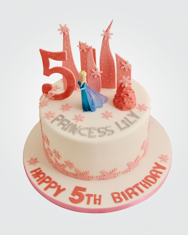 Frozen Cake PR5177