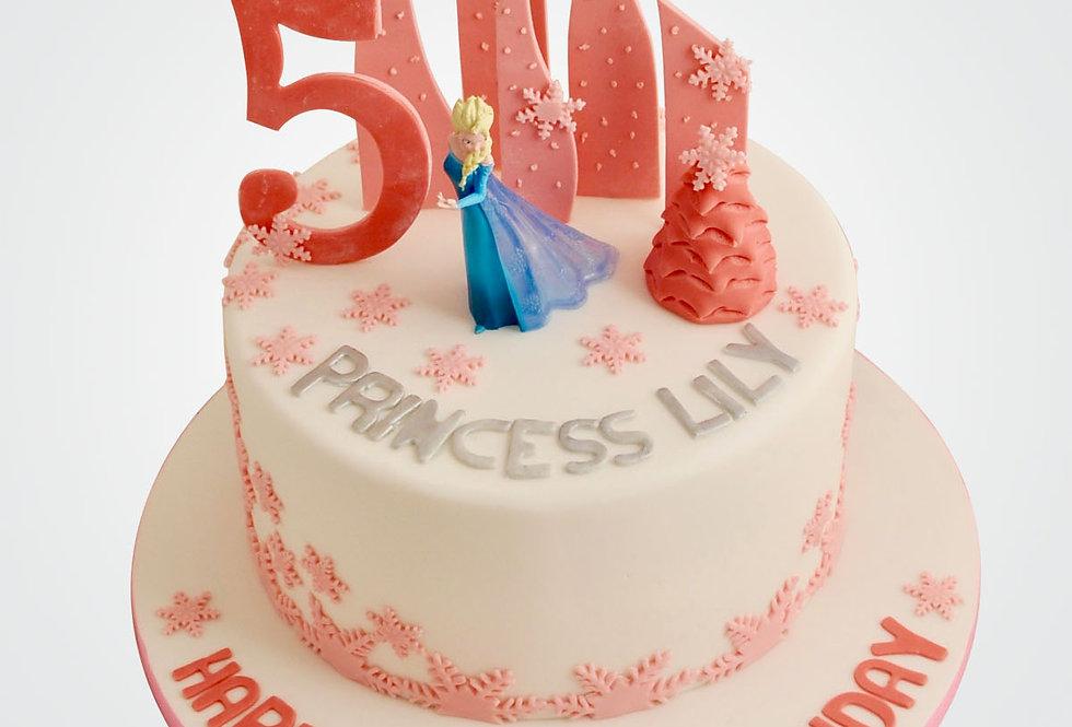 Frozen Cake PR5117