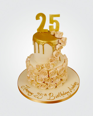 25th Birthday Cake CL7157.jpg