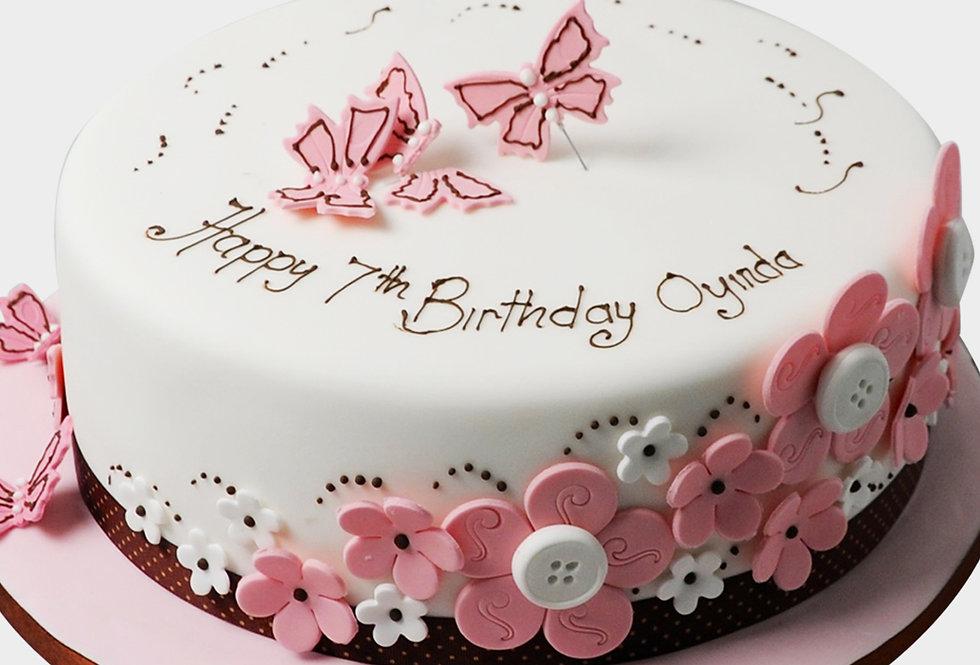 Butterfly Cake CG0246