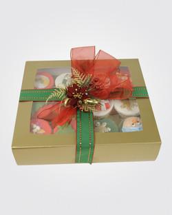 12 Christmas Cupcakes CS0013