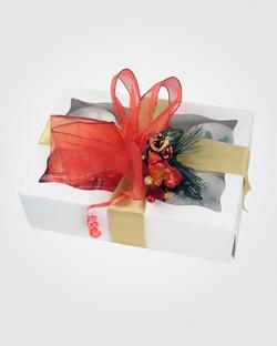 6 Christmas Cupcakes CS0012