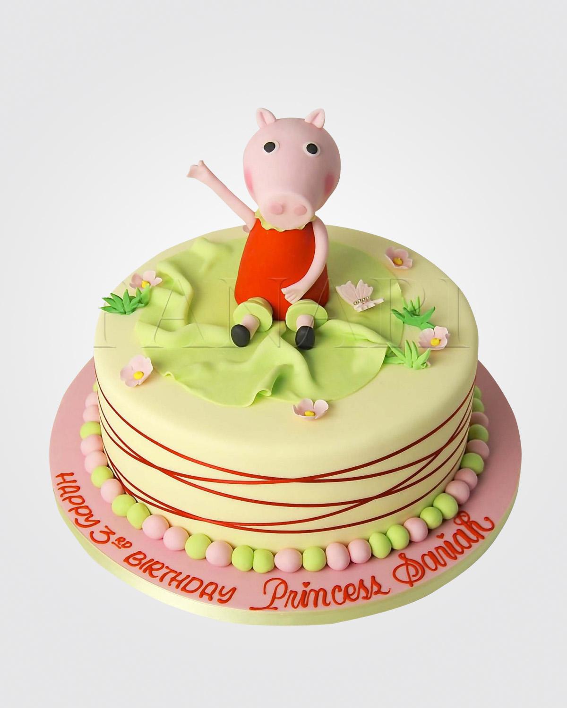 Peppa Pig Cake PE7652.