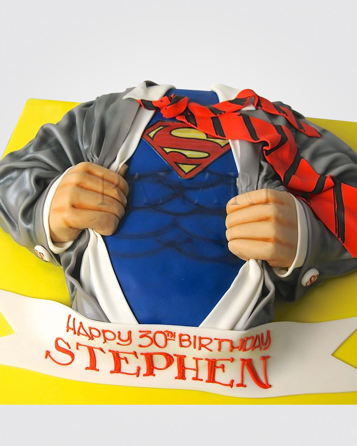 Superman Cake SP8846