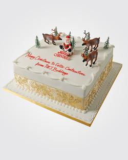 Christmas Cake CS4204