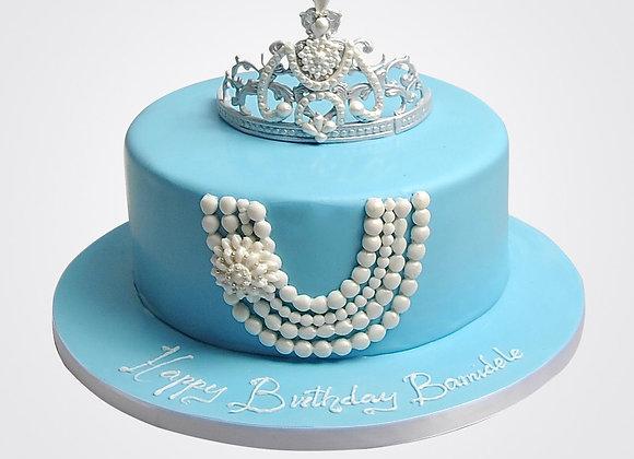 Tiara Cake CG0002