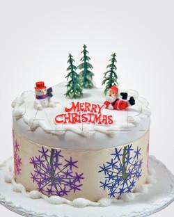 Christmas Cake CS0872