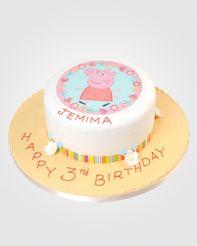 Peppa Pig Cake PE0099.
