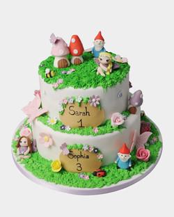 Gnomes & Fairies CG4173