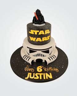 StarWars Cake SP6490