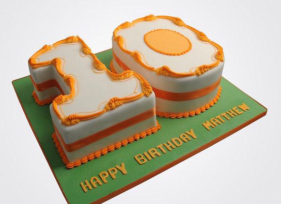 10th Birthday Cake  CG5919