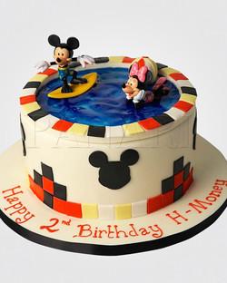 Minnie & Mickey MM6575