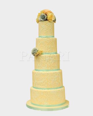 Callie Mint Wedding Cake WC .jpg